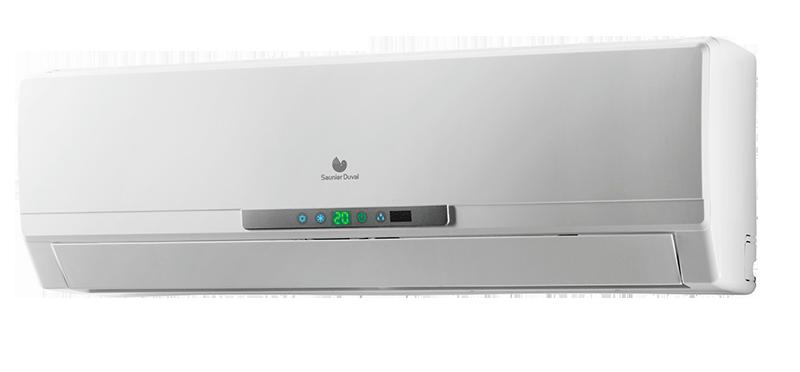 Sdh 17 025 nw split 1x1 aire acondicionado saunier duval for Mejor aire acondicionado calidad precio